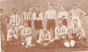 équipe 1934